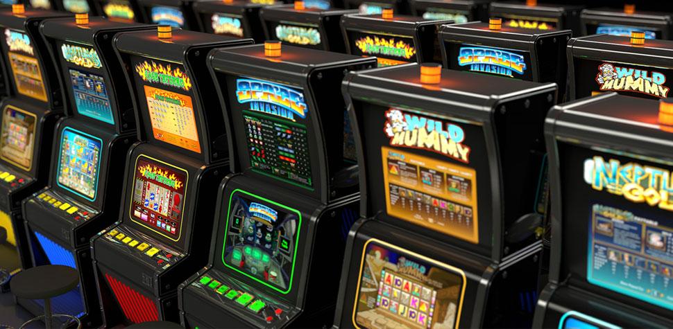 игровые автоматы slots bar